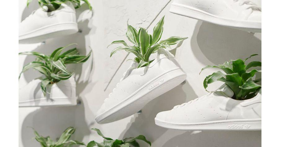 Adidas is developing a new eco-leather from mushrooms
