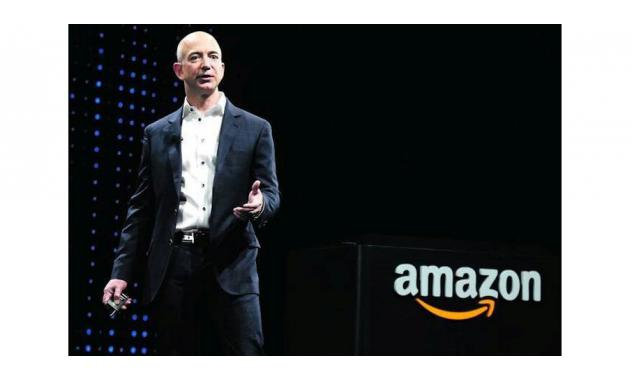Jeff Bezos will provide nearly $ 800 million for climate protection.